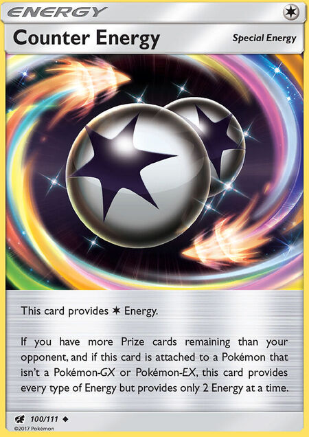 Counter Energy Crimson Invasion 100