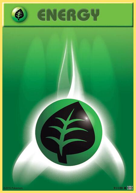 Grass Energy Evolutions 91