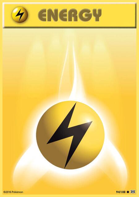 Lightning Energy Evolutions 94