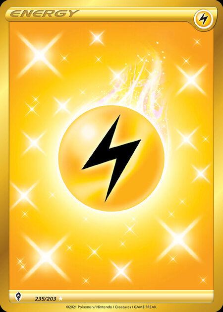 Lightning Energy Evolving Skies 235