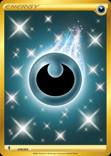 Darkness Energy Evolving Skies 236