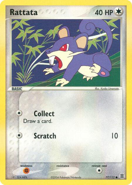 Rattata FireRed & LeafGreen 77