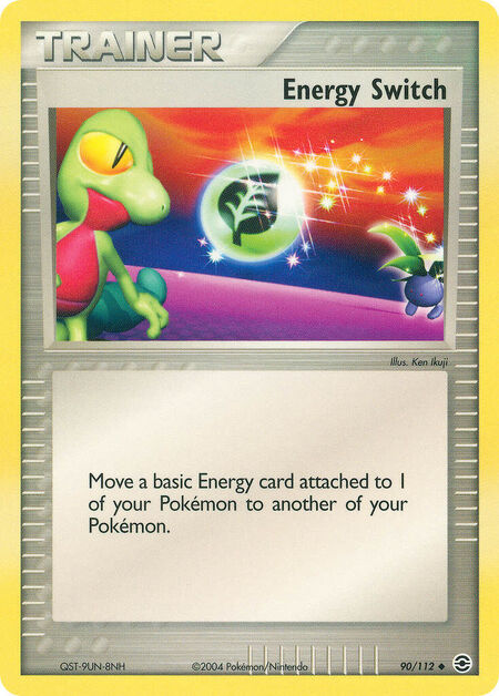 Energy Switch FireRed & LeafGreen 90
