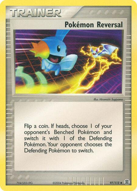 Pokémon Reversal FireRed & LeafGreen 97