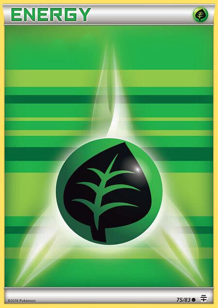 Grass Energy Generations 75