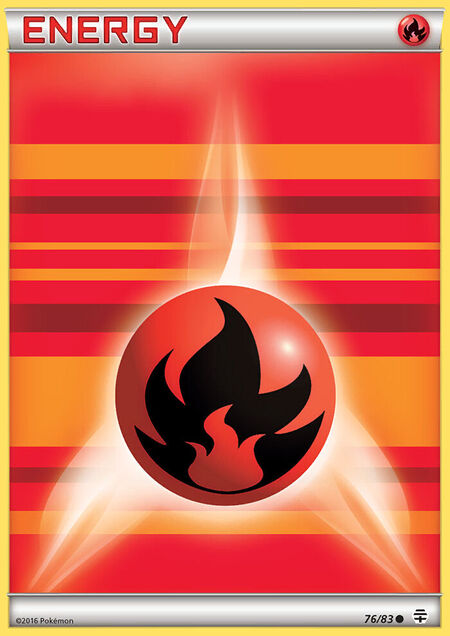 Fire Energy Generations 76