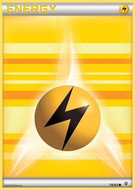 Lightning Energy Generations 78