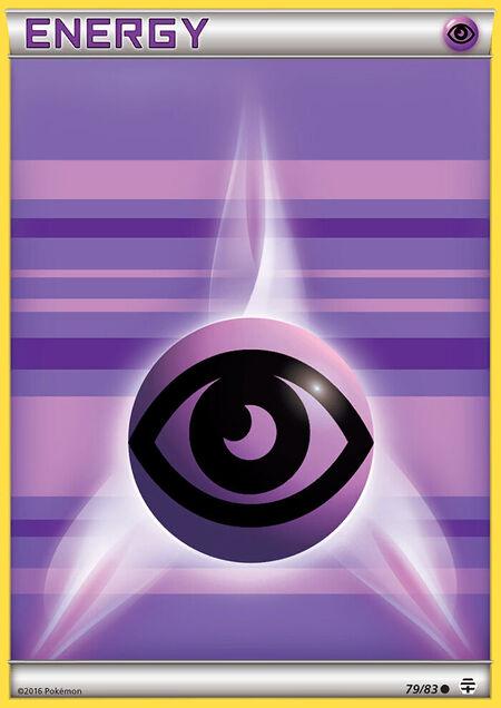 Psychic Energy Generations 79