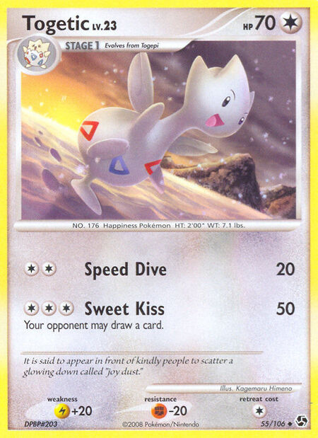 Togetic Great Encounters 55