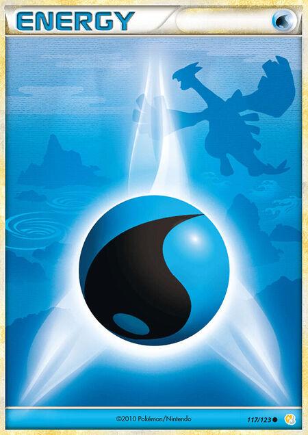 Water Energy HeartGold & SoulSilver 117