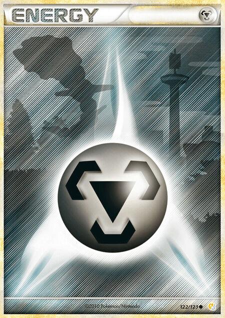 Metal Energy HeartGold & SoulSilver 122