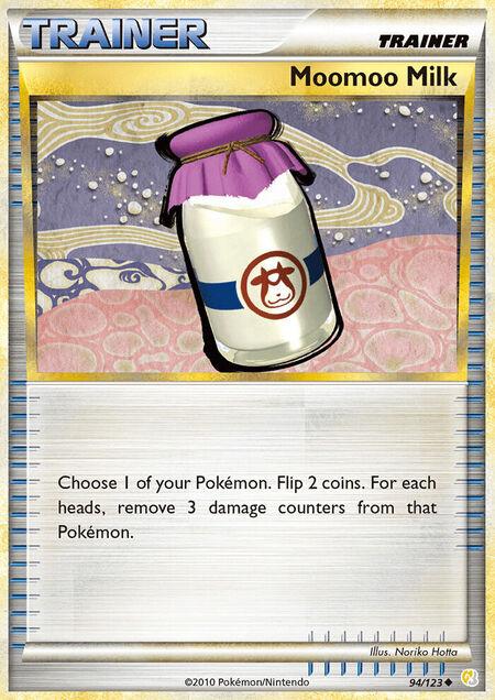Moomoo Milk HeartGold & SoulSilver 94
