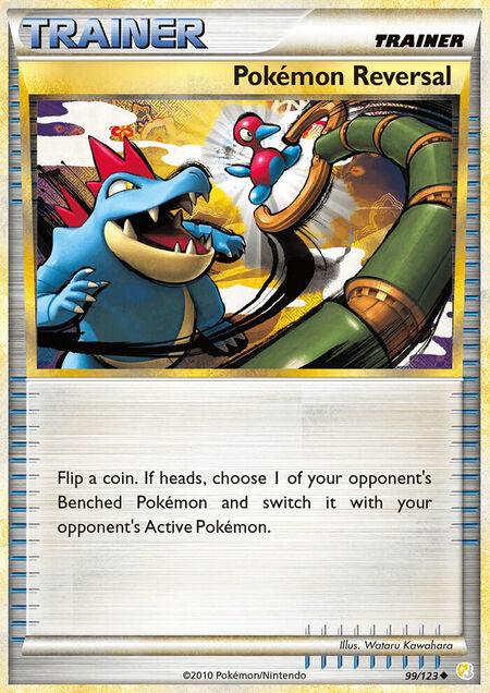 Pokémon Reversal HeartGold & SoulSilver 99