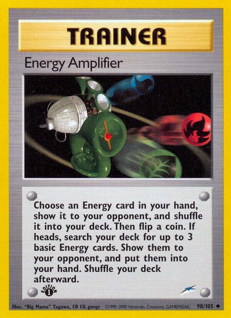 Energy Amplifier Neo Destiny 98