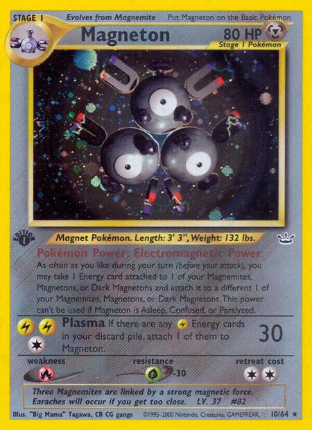 Magneton Neo Revelation 10