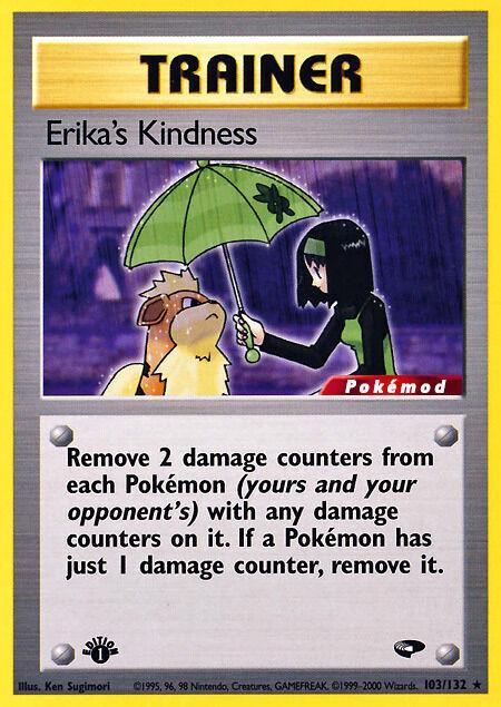 Erika's Kindness Pokémod Gym Challenge 103