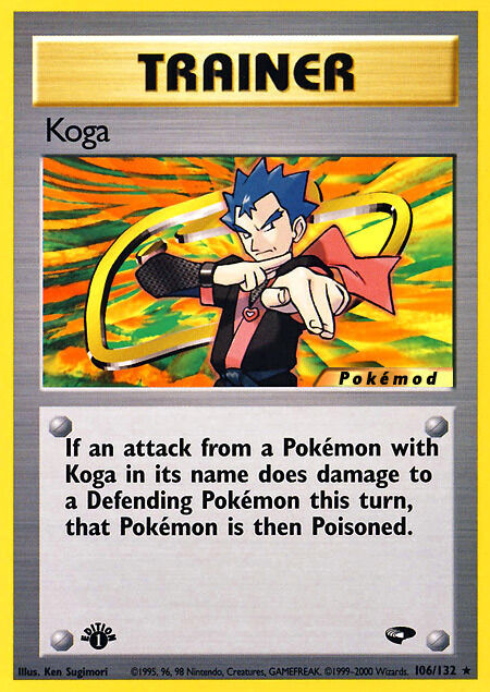 Koga Pokémod Gym Challenge 106