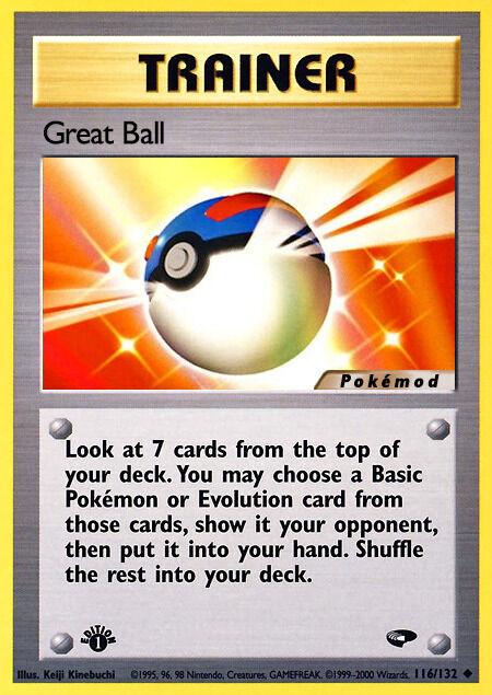 Great Ball Pokémod Gym Challenge 116