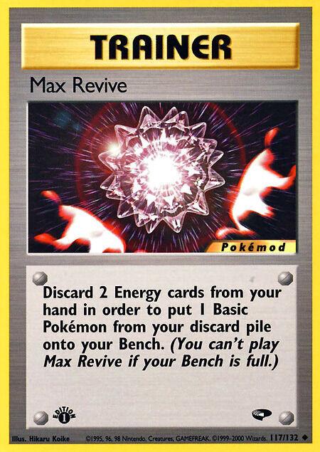 Max Revive Pokémod Gym Challenge 117