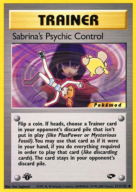 Sabrina's Psychic Control Pokémod Gym Challenge 121