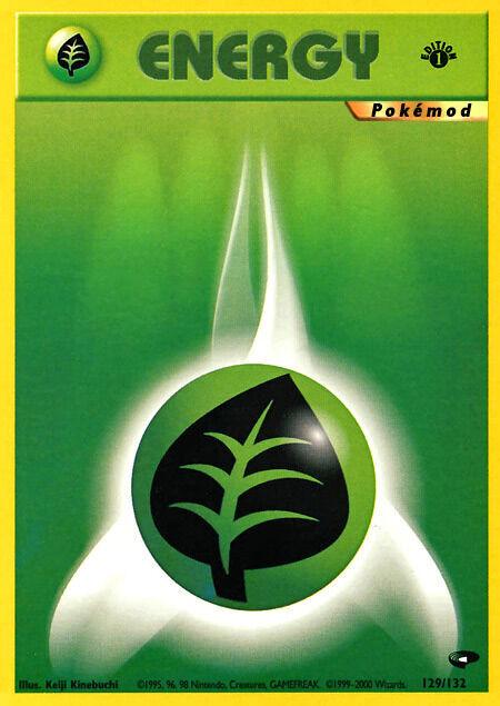 Grass Energy Pokémod Gym Challenge 129