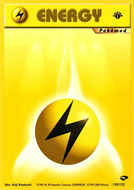 Lightning Energy Pokémod Gym Challenge 130