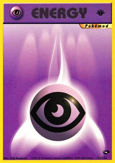 Psychic Energy Pokémod Gym Challenge 131