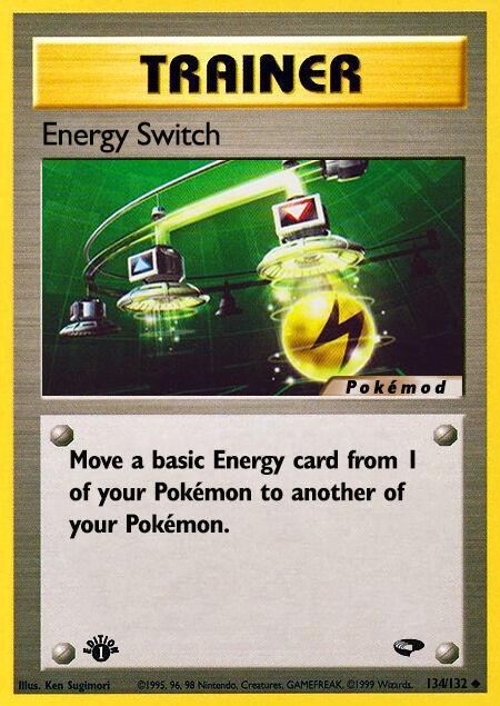 Energy Switch Pokémod Gym Challenge 134