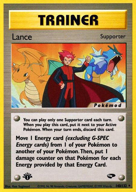 Lance Pokémod Gym Challenge 140