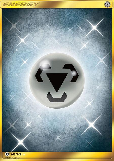 Metal Energy Sun & Moon 163