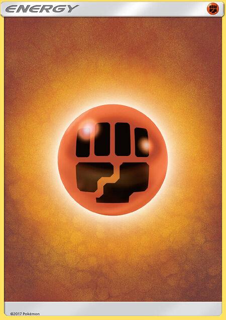 Fighting Energy Sun & Moon 169