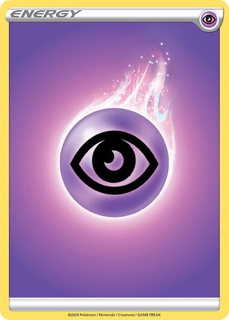 Psychic Energy Sword Shield 217
