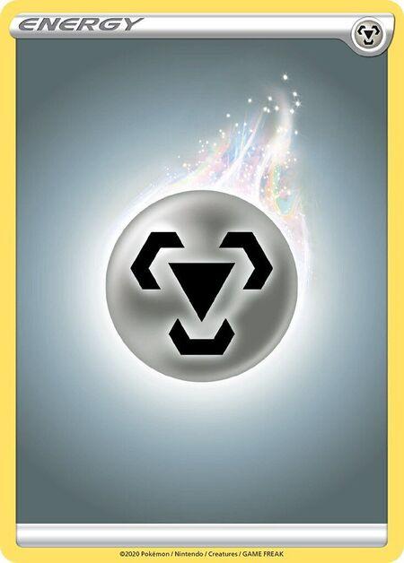 Metal Energy Sword Shield 218