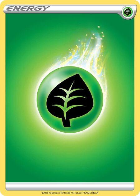 Grass Energy Sword Shield 219