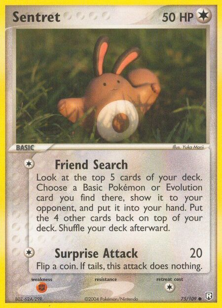 Sentret Team Rocket Returns 75