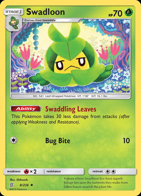 Swadloon Unified Minds 8