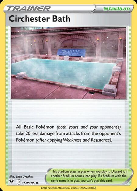Circhester Bath Vivid Voltage 150