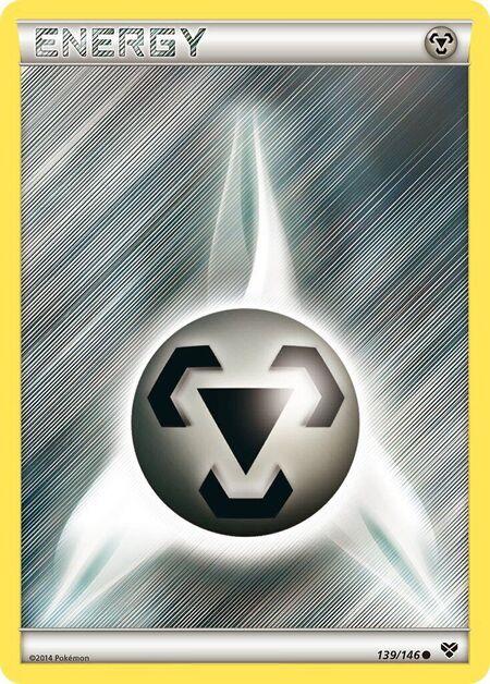 Metal Energy XY 139