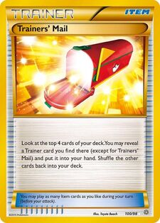 Trainers' Mail (AOR 100)