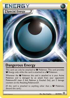 Dangerous Energy (AOR 82)