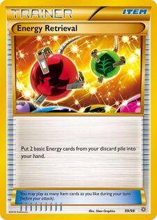 Energy Retrieval (AOR 99)