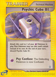 Psychic Cube 01 (AQP 132)