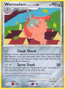 Wormadam Trash Cloak (AR 51)