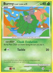 Burmy Plant Cloak (AR 56)