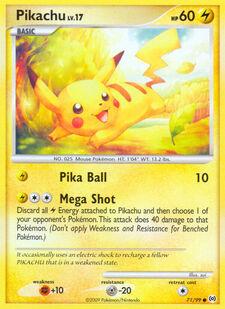 Pikachu (AR 71)