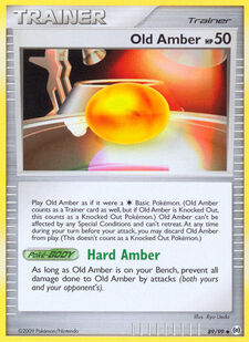 Old Amber (AR 89)