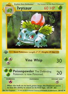 Ivysaur (BS 30)