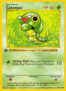 Caterpie (BS 45)