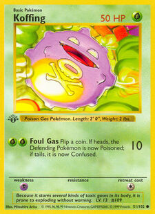 Koffing (BS 51)