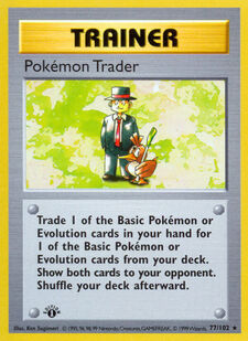 Pokémon Trader (BS 77)